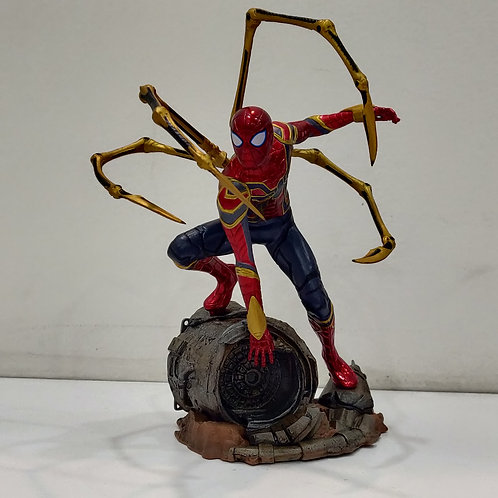 Iron Spider-Man From Avengers Endgame