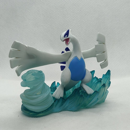 Pokemon Lugia Mini Statue
