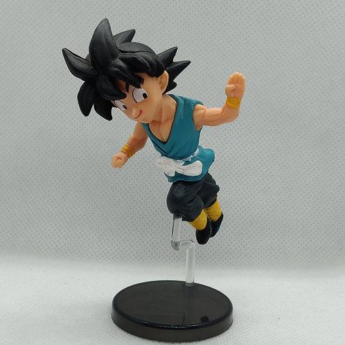 Dragon Ball GT Goku Blue Mini Figure