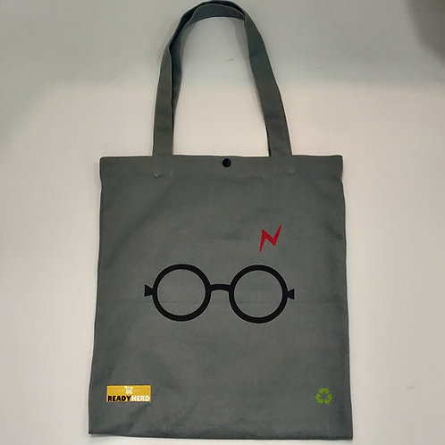 Canvas Tote Bag: Harry Potter