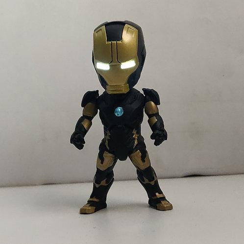 Ironman Black Suit Mini Cartoon Figure