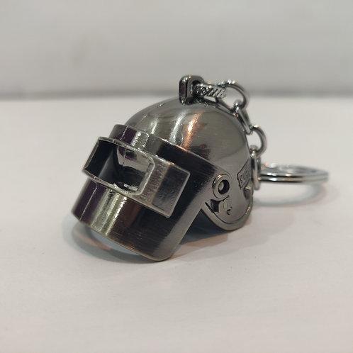 Player Unknown's Battleground Helmet Keychain