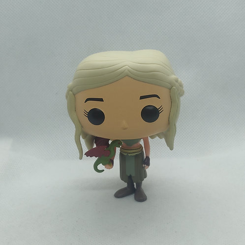 Game of Thrones Daenerys Targaryen Funko Pop Vynl