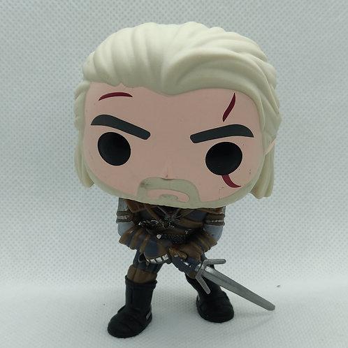 The Witcher Geralt of Rivia Funko Pop Vynl