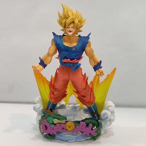 Dragon Ball Z Super Sayain Goku