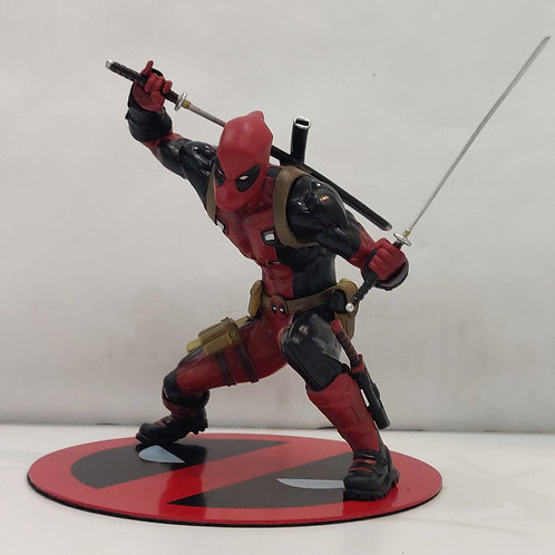 Marvel Now Deadpool Figure