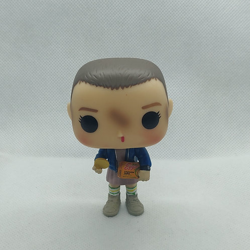 Stranger Things Eleven with Eggos Funko Pop Vynl