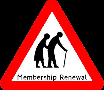 LSMOC Membership Renewal