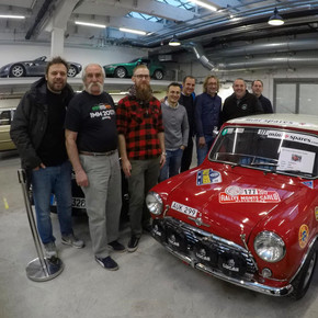 BMW Classic Department
