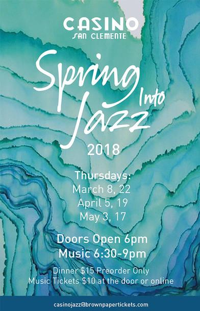 Spring into Jazz