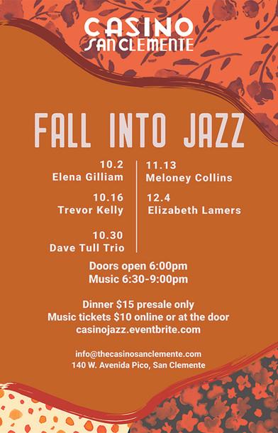 Fall into Jazz