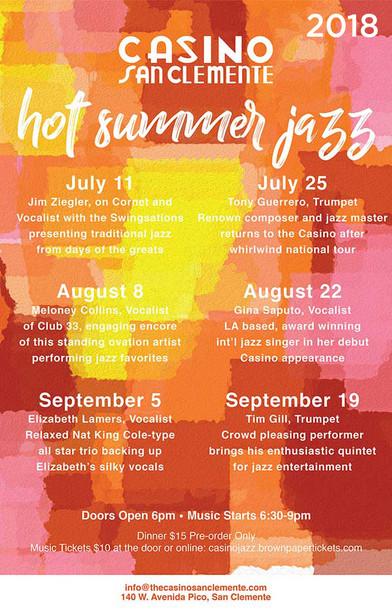 Hot Summer Jazz