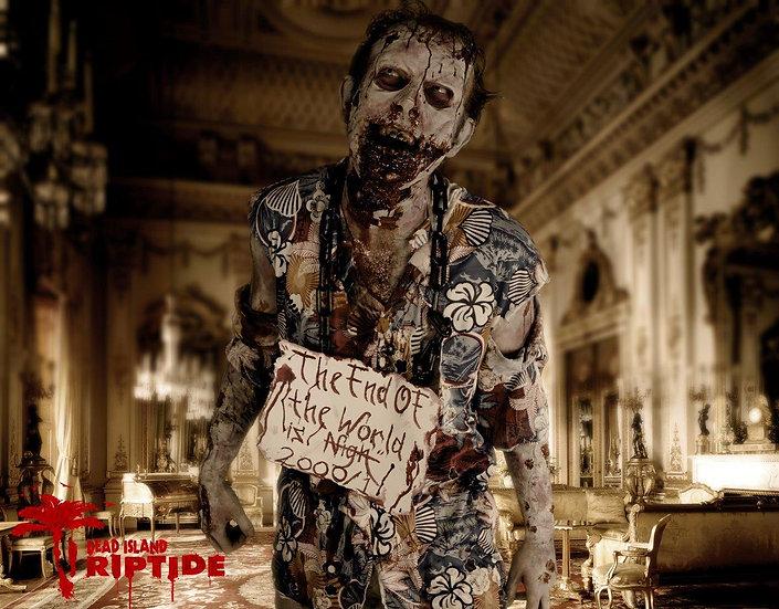 Dead Island Riptide Zombie
