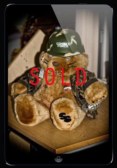 Soilder Bear
