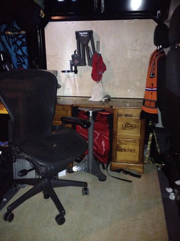 Mobile Studio Setup