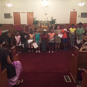 Vacation Bible School 2016
