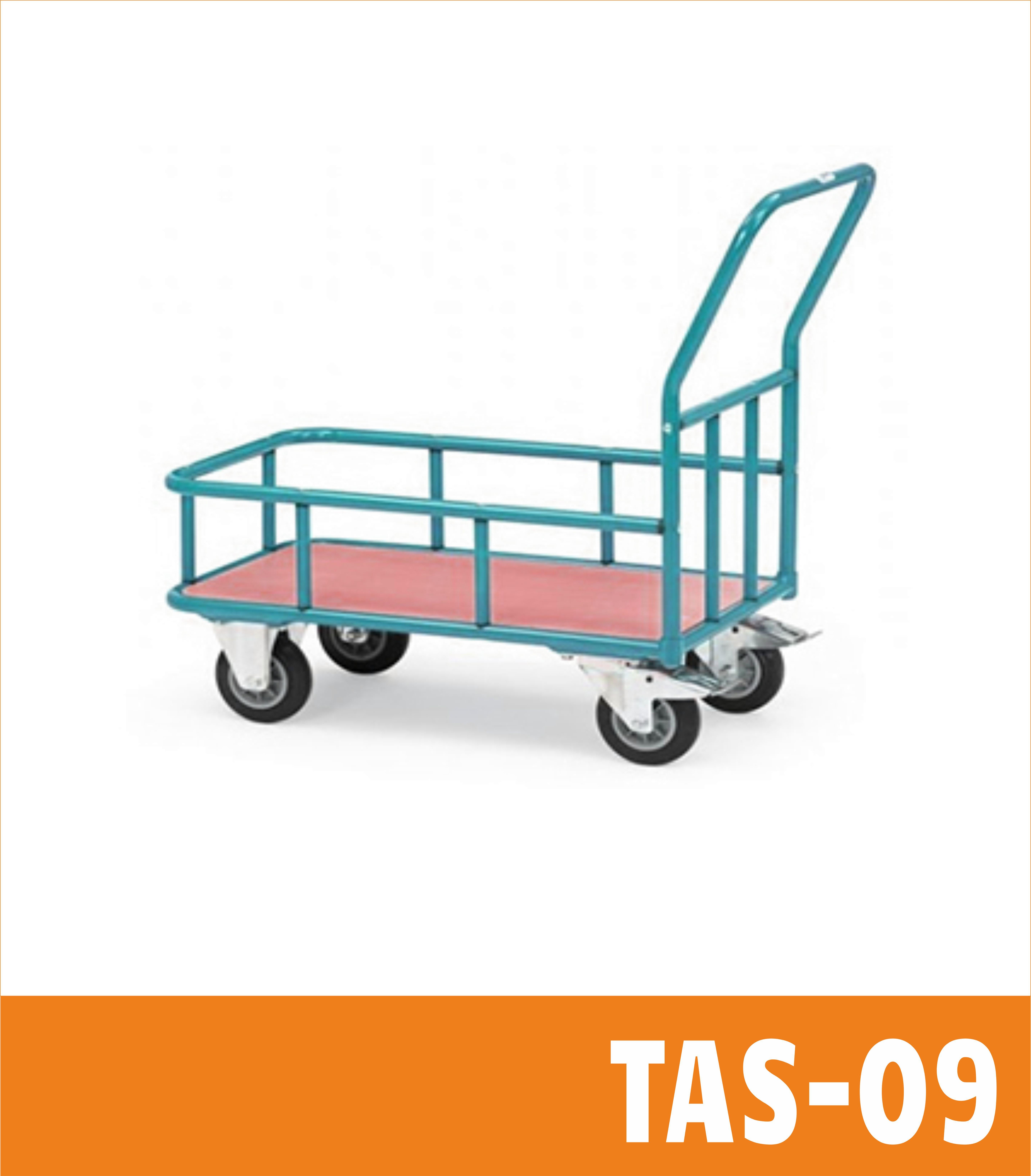 Kafes tipi yük taşıma arabası