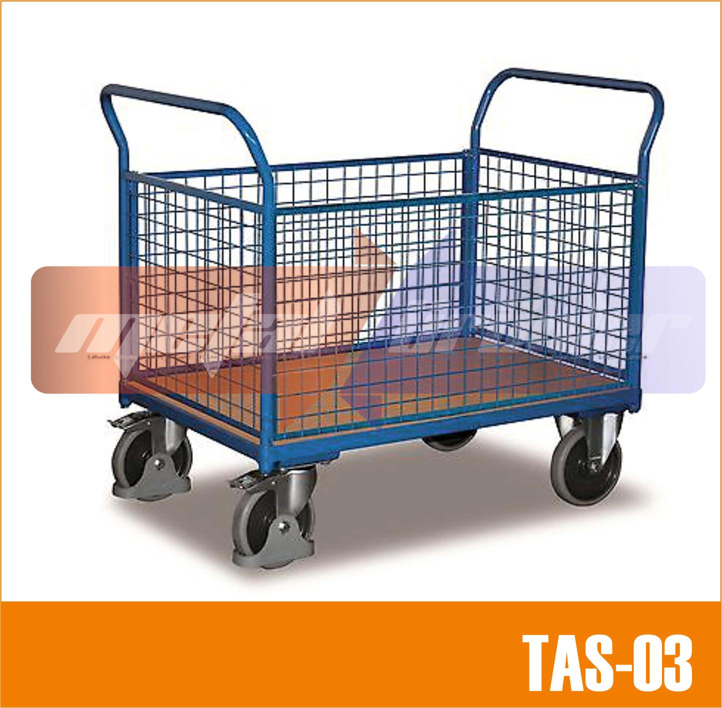 Sepet Tipi Taşıma Arabası