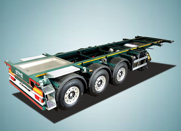 ISO TANK CARRIER TRAILER
