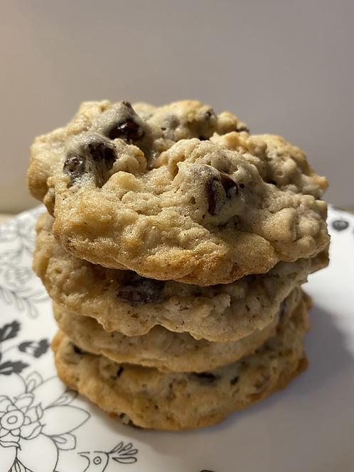 Large Cookies or Bakers Dozen (smaller)