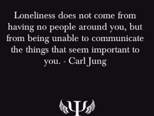 Lonely. Are you tired of feeling alone?
