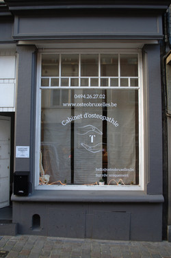 Cabinet Ixelles