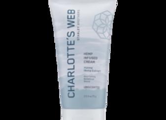 Charlottes Web Hemp Infused Cream