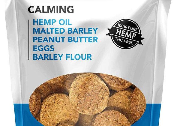 Honest Paws Roasted Peanut Butter Flavored Hemp Dog Treats