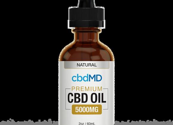 cbdMD Premium CBD OIL 5000mg