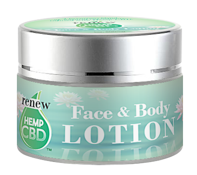 Renew Face & Body Lotion
