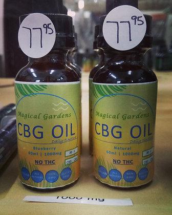 CBG Oil - 1000mg