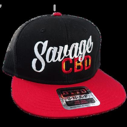 Savage CBD Snap-back