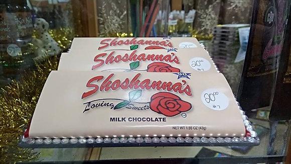 Shoshanna's Milk Chocolate