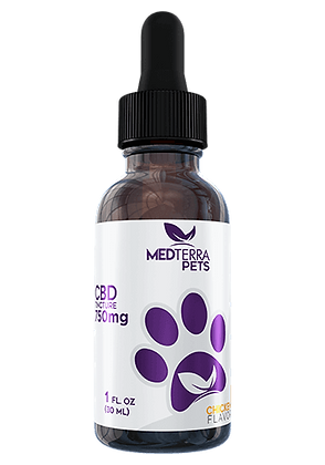 MedTerra CBD Tincture Chicken 750mg