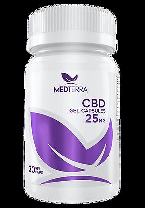 MedTerra CBD Gel Capsules