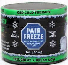Hempbombs Pain Freeze Deep Penetrating Biocooling CBD