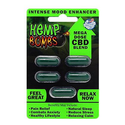 HempBombs CBD Blend Capsules