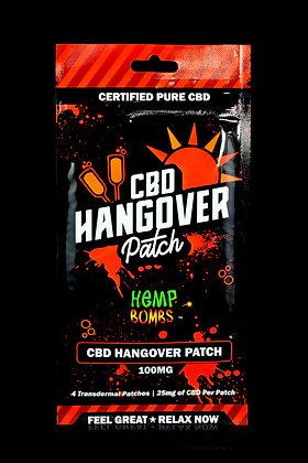 Hempbombs Hangover Patch