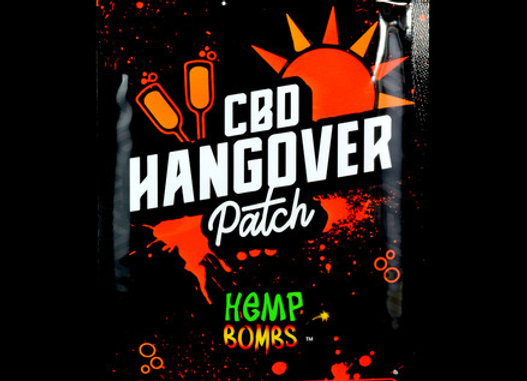 Hempbombs Hangover Patch