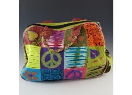 Hippie Messenger Bag
