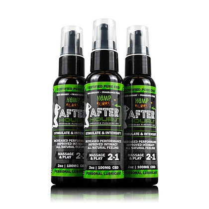 HempBombs After Hours Lubricant 100mg