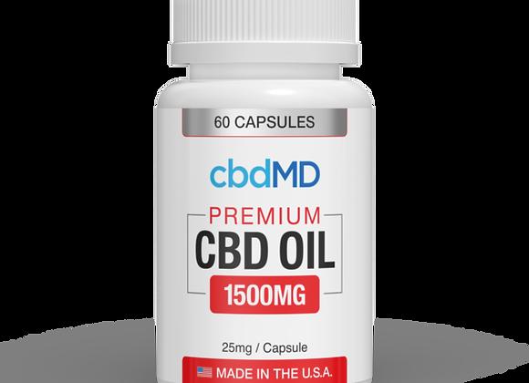 cbdMD Premium CBD 1500mg