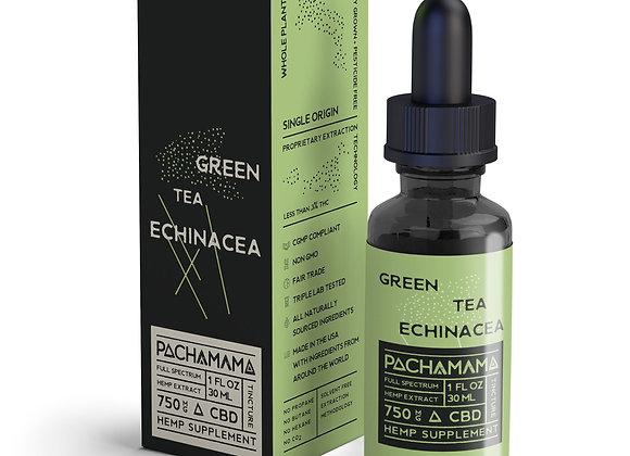 Pachamama Green Tea Echinacea