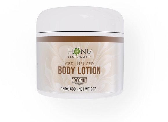 Honu Body Lotion 180mg Coconut