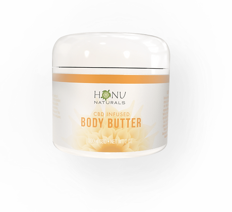 Honu Body Butter 180mg Unscented