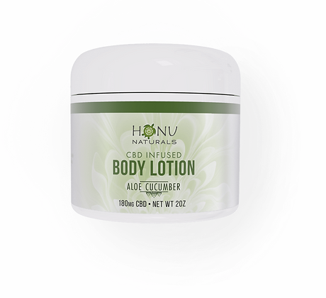 Honu Body Lotion 180mg Aloe Cucumber