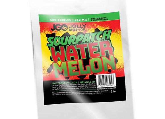 JGO Sour Patch Watermelon 250mg