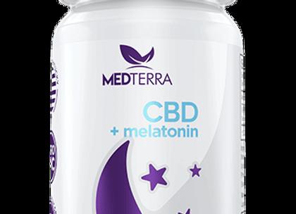 MedTerra Dissolvable Sleep Tablets 750mg