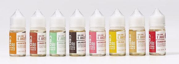 CBD Living E Juice 250mg Vape Juice