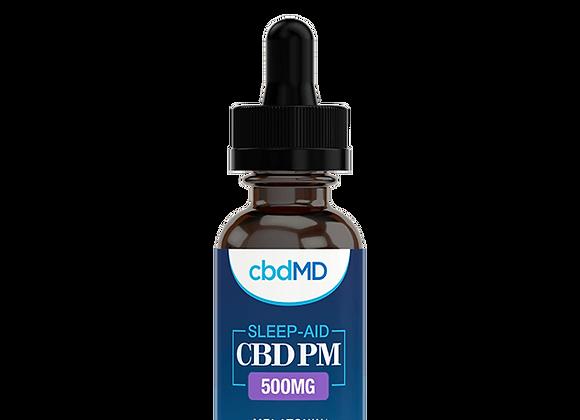 cbdMD PM Oil Tincture Drops